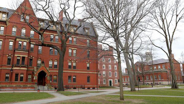 L'université de Harvard - Sputnik France