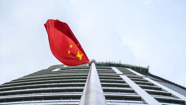 Un drapeau chinois - Sputnik France