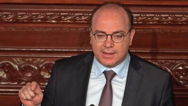 Le chef du gouvernement tunisien, Elyès Fakhfakh. - Sputnik France