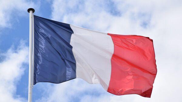 Un drapeau français - Sputnik France