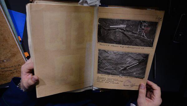 Dossier sur la disparition du groupe d'Igor Dyatlov (archive photo) - Sputnik France