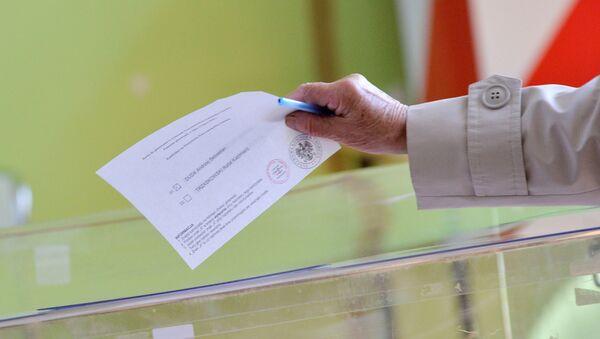 L'élection présidentielle en Pologne - Sputnik France