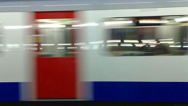 Le métro de Londres (image d'illustration) - Sputnik France