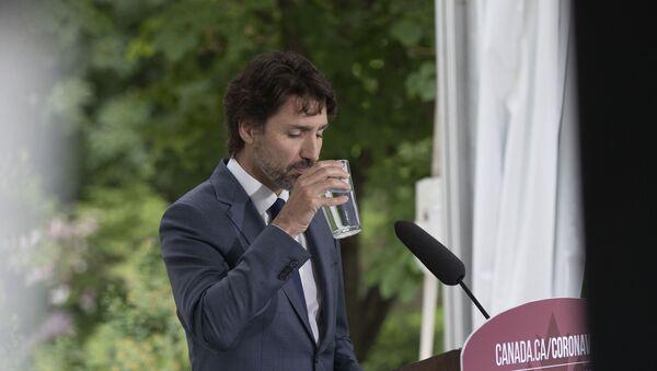 Justin Trudeau, le 25 juin 2020 (image d'illustration) - Sputnik France