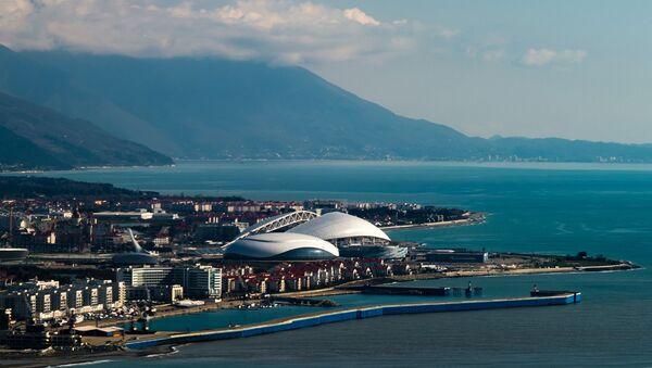 Parc olympique à Sotchi - Sputnik France