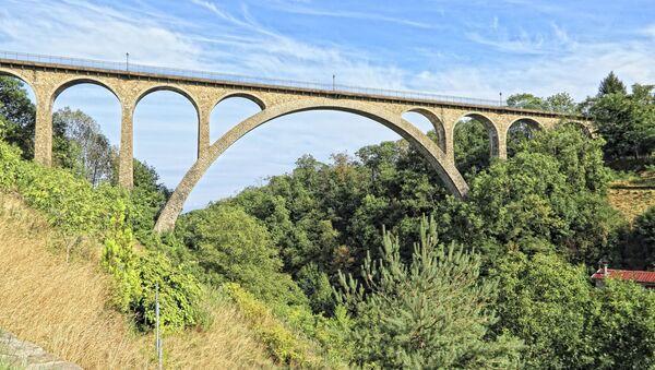 Viaduc de Pélussin - Sputnik France