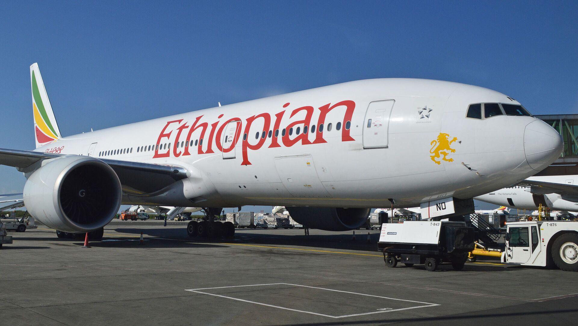 Un Boeing 777 d'Ethiopian Airlines - Sputnik France, 1920, 11.08.2021