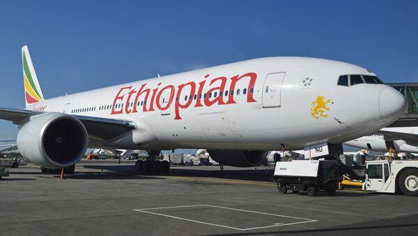 Un Boeing 777 d'Ethiopian Airlines - Sputnik France