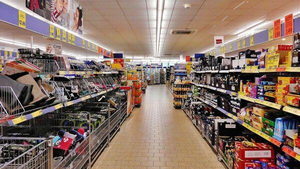 Au supermarché - Sputnik France