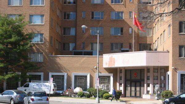 Ambassade de Chine à Washington (archive photo) - Sputnik France
