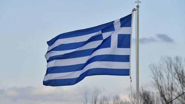 Drapeau grec  - Sputnik France