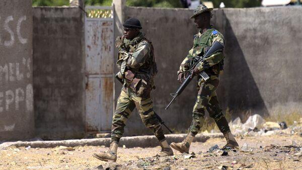 Des soldats sénégalais - Sputnik France
