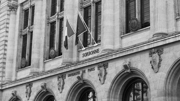 la Sorbonne - Sputnik France