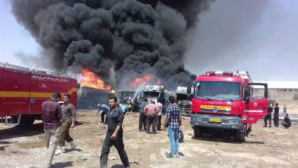 Explosion sur le parking d'un site sensible en Iran, 28 juillet 2020 - Sputnik France