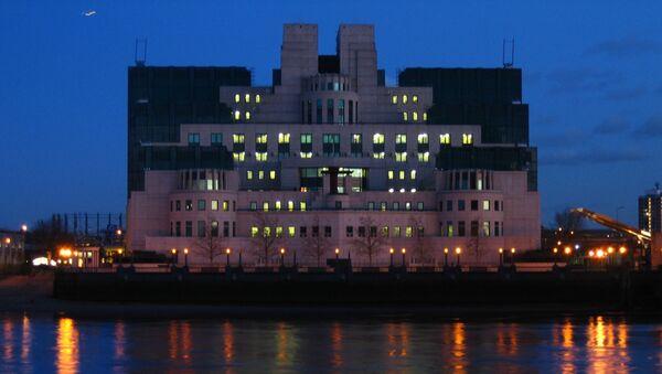 Le SIS Building à Londres (archive photo) - Sputnik France