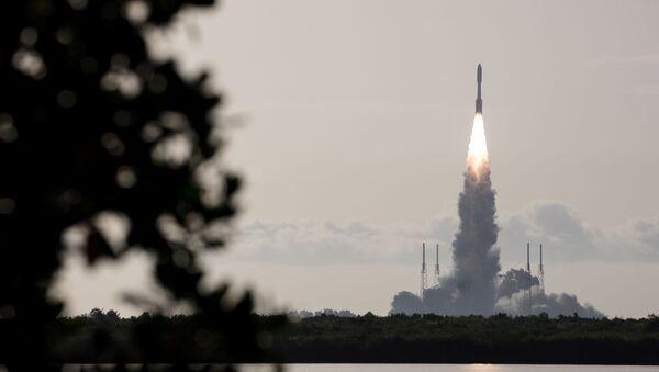 Le vaisseau transportant le rover Perseverance a décollé vers Mars - Sputnik France
