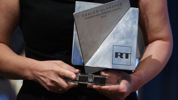 Khaled Alkhateb Memorial Awards - Sputnik France