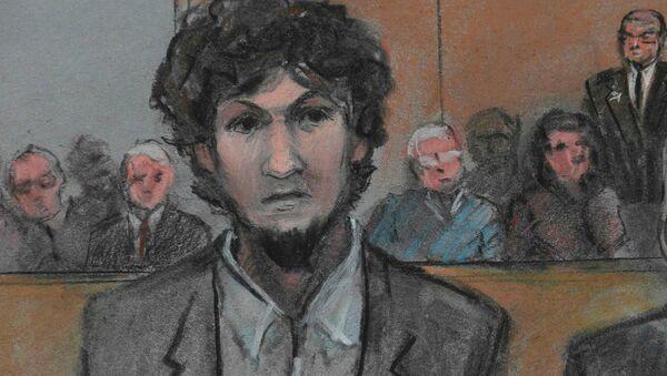 Procès de Djokhar Tsarnaev, archives - Sputnik France
