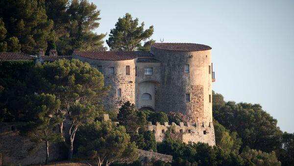 fort de Brégançon - Sputnik France