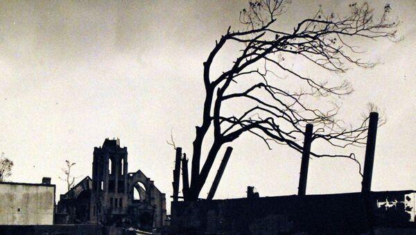 Bombardements d'Hiroshima et de Nagasaki: une douleur toujours aussi présente - Sputnik France