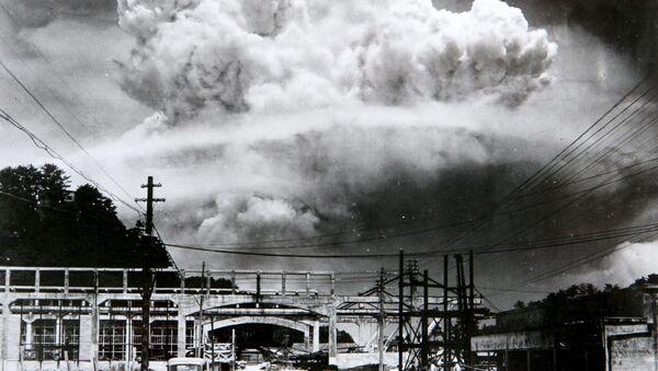 Le bombardement atomique à Nagasaki - Sputnik France