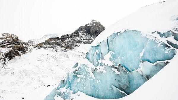 Un glacier (image d'illustration) - Sputnik France