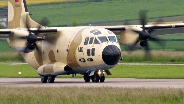C-27J Spartan des Forces royales de l'air marocaines - Sputnik France