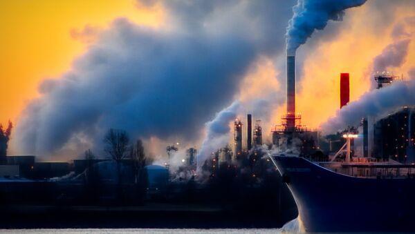 Emissions de CO2 - Sputnik France