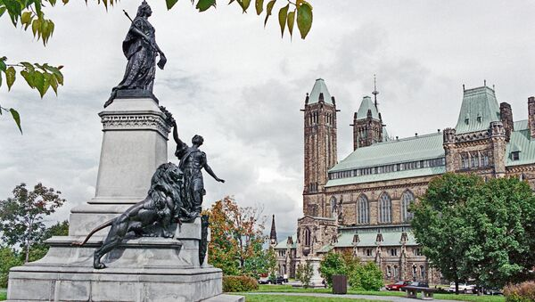 Ottawa (archive photo) - Sputnik France