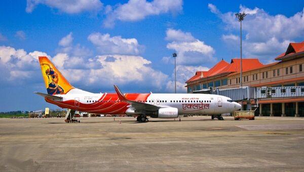 Un Boeing 737-800 d'Air India - Sputnik France