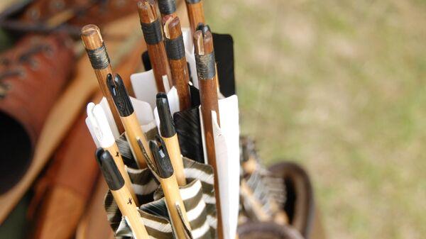 Des flèches pour l'arc de chasse - Sputnik France
