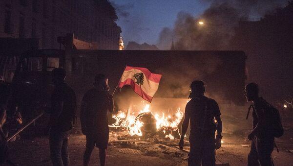 Situation à Beyrouth, photo prise le 8 août 2020 - Sputnik France