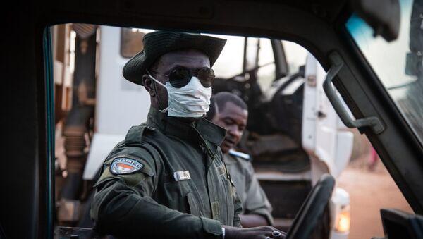 Un policier nigérien (image d'illustration) - Sputnik France