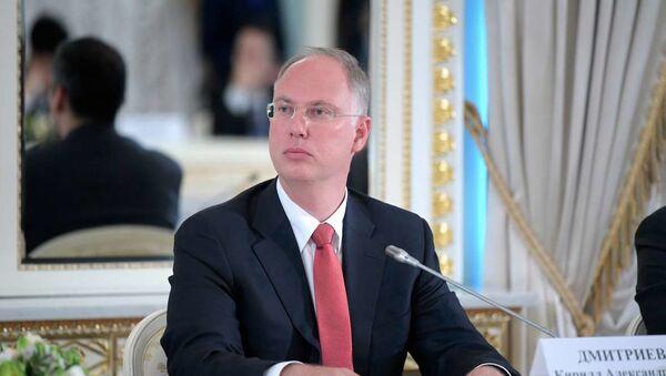 Kirill Dmitriev - Sputnik France