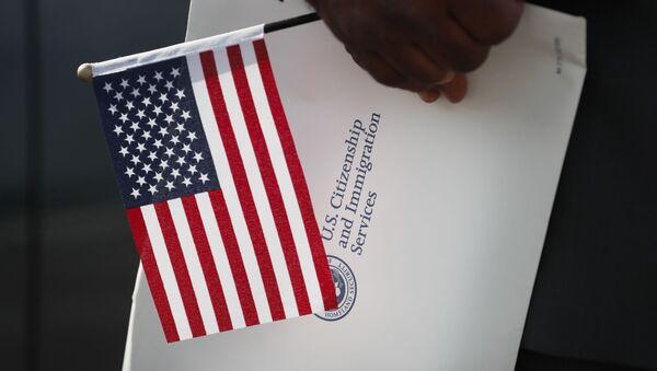la citoyenneté américaine (image d'illustration) - Sputnik France