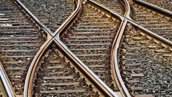 Des rails - Sputnik France