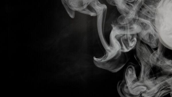 Fumée - Sputnik France