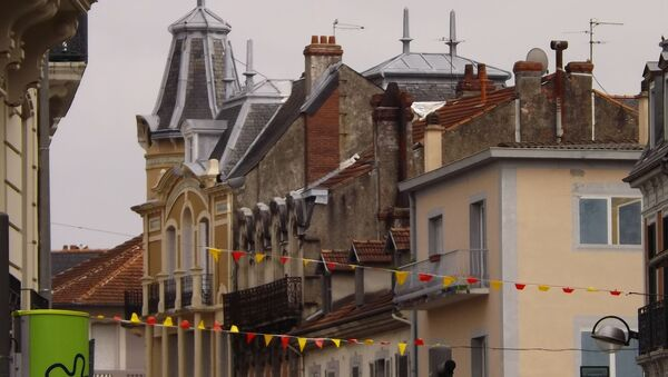 Tarbes, France - Sputnik France