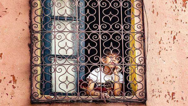 Une enfant au Maroc - Sputnik France