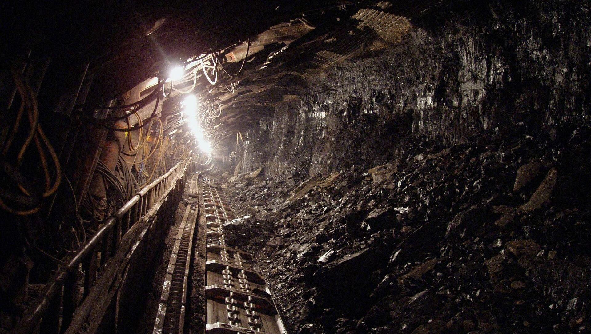 Mine de charbon - Sputnik France, 1920, 25.08.2021