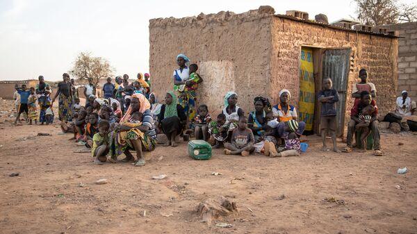 Un camp de réfugiés au Birkina Faso - Sputnik France
