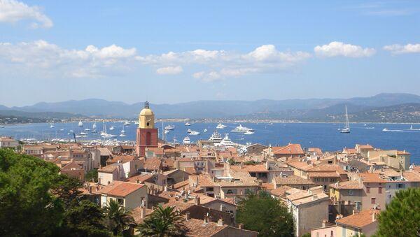 Commune de Saint-Tropez - Sputnik France