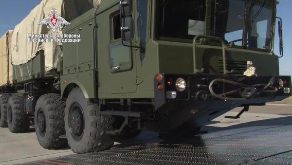 Livraison de missiles S-400 en Turquie (archive photo) - Sputnik France