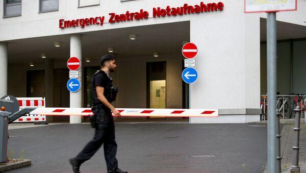 L'hôpital de Berlin où a été transporté Alexeï Navalny - Sputnik France