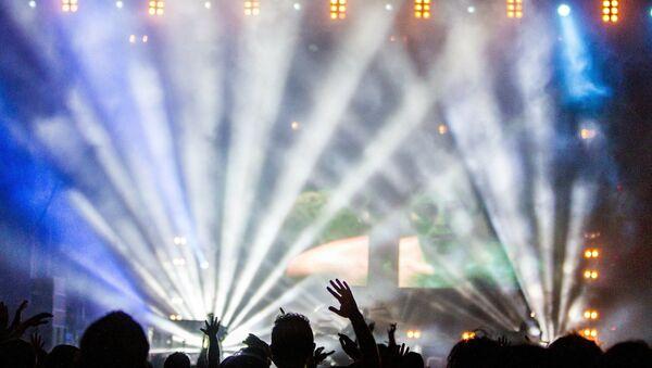 Un concert - Sputnik France