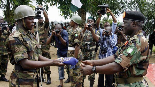 La cérémonie de rétrocession de la péninsule de Bakassi du Nigeria au Cameroun - Sputnik France