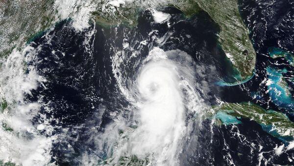 L'ouragan Laura - Sputnik France