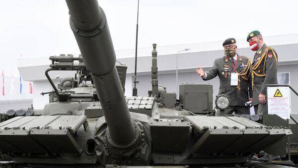 Nouveautés de l'industrie de l'armement russe présentées au Salon Armée 2020 - Sputnik France