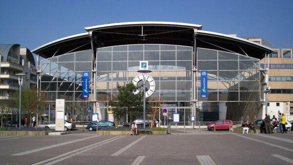 Gare de Cergy-le-Haut - Sputnik France