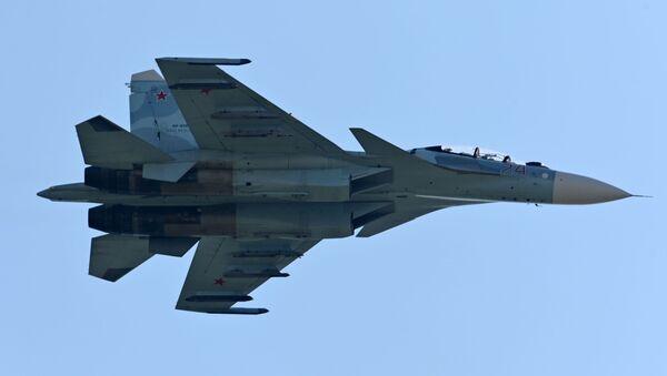 Un Su-27, archives - Sputnik France